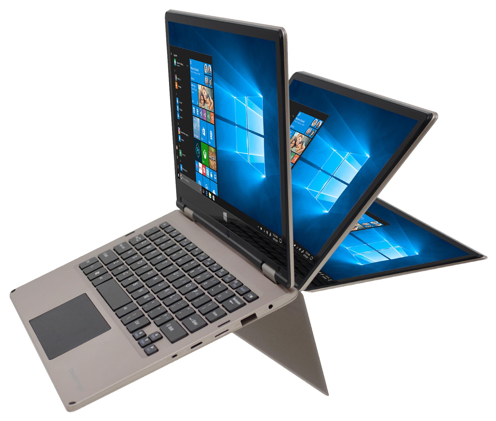 Direkt Tek Intel 12 Quot 1080p Laptop Office 365 For 169