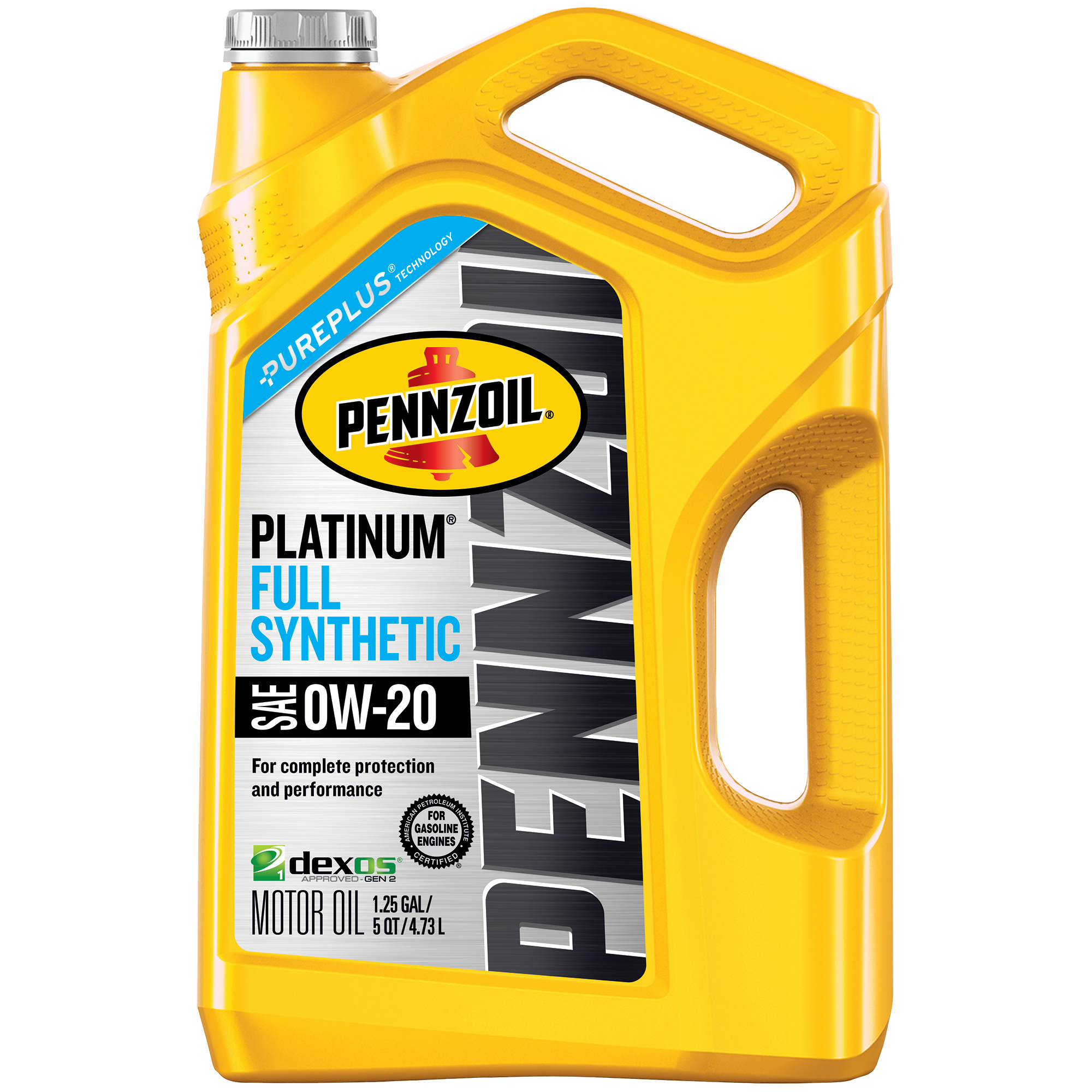 Pennzoil Platinum Full Synthetic Motor Oil From 13 After