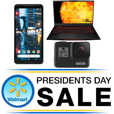 walmart president 39 s day sale up to 40 off select electronics home more see all deals. Black Bedroom Furniture Sets. Home Design Ideas