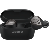 Jabra Elite 75t Titanium Black True Wireless Bluetooth Earbuds Pre Order Ac Free 2 Day Shipping 143 99 See All Deals